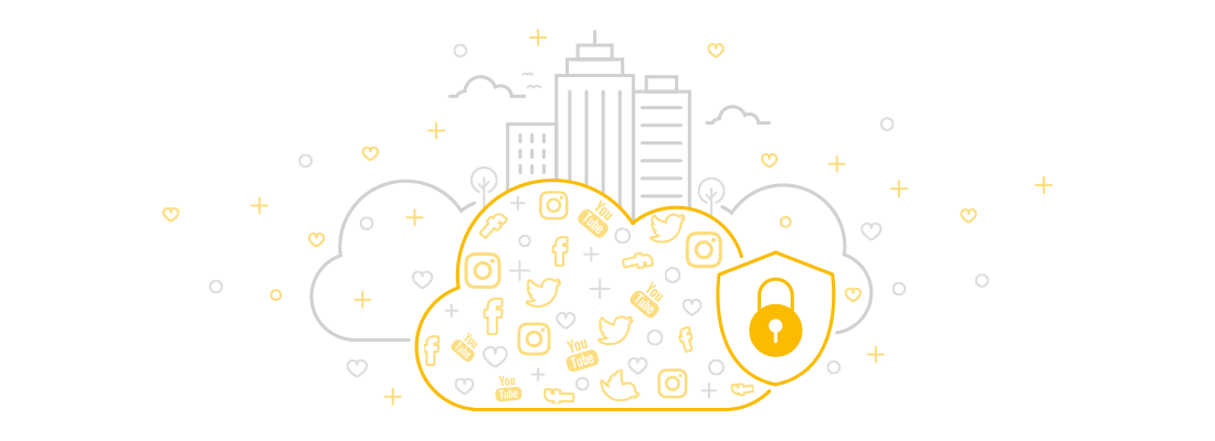 SocialHub Security Cloud