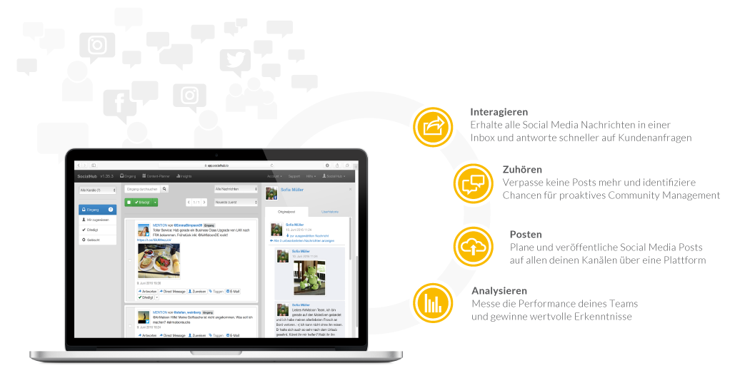 All-in-One Social Media Software