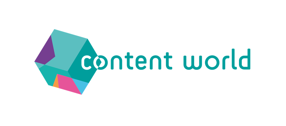 Content World Logo Logo