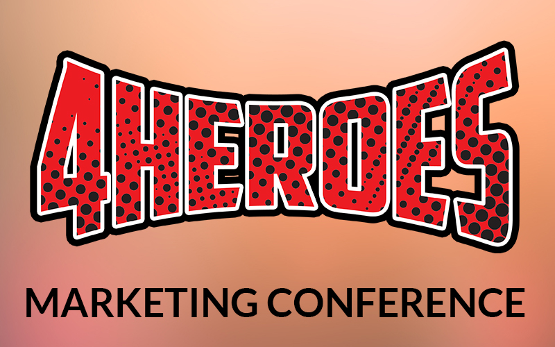 Digital Marketing 4Heroes Conference